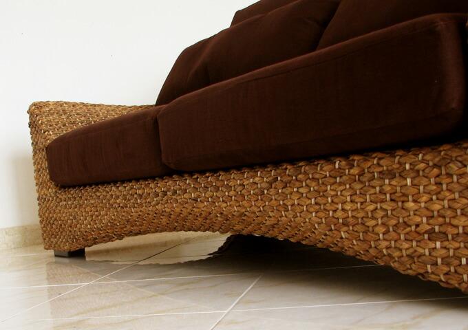 アジアン家具:ソファ グレイスノー