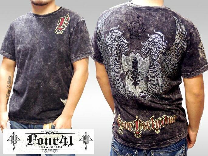 Four41 フォーフォーティーワン Tシャツ