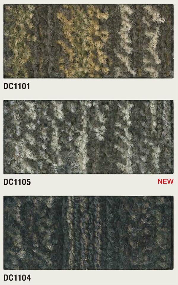 DC1101,DC1104,DC1105のカラーバリエーション