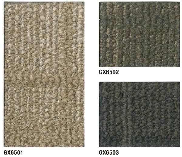GX6501,GX6502,GX6503のカラーバリエーション