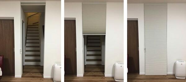 階段や通路に設置