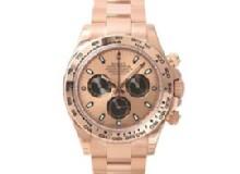 ブランド腕時計。ロレックス デイトナ 116505 K18RG