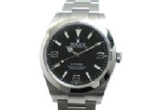 ブランド腕時計。ロレックス エクスプローラー