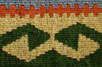 平織りのキリム