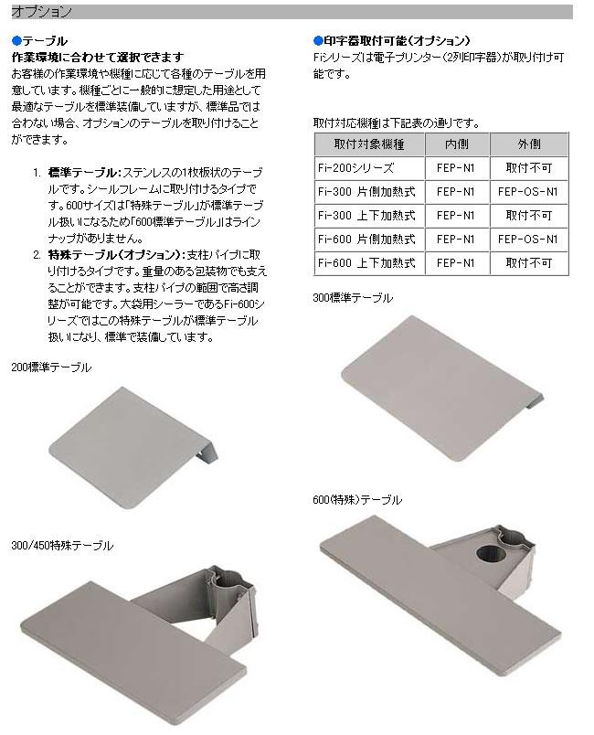 富士インパルス 足踏み式シーラーFi-600-2(100V)