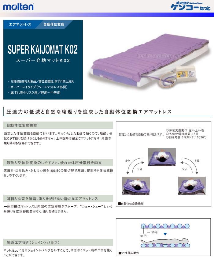 モルテン molten スーパー介助マット K02 MSK-0200
