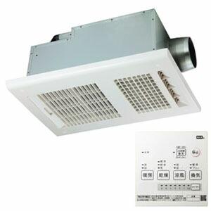 浴室暖房乾燥機(100V) 1室換気タイプ BS-161H
