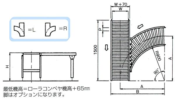 MISUZU(三鈴工機) ニ方向合流装置 FSY-0407-2L