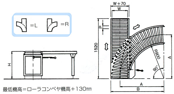 MISUZU(三鈴工機) ニ方向分岐合流装置 FLY-0407-1L