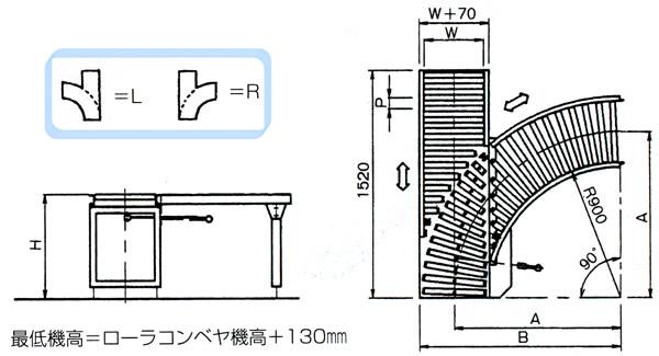 MISUZU(三鈴工機) ニ方向分岐合流装置 FLY-0607-1L