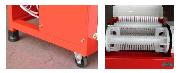 オギハラ工業 育苗箱洗浄機 CCO-250N