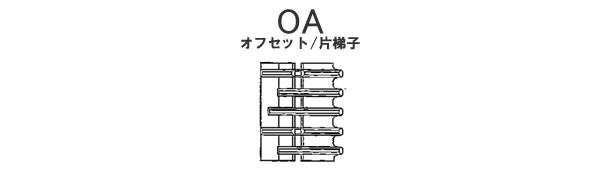 東日興産 コンバイン用 ゴムクローラー KB428443-OA 420*84*43 パターンOA【個人宅都度確認】