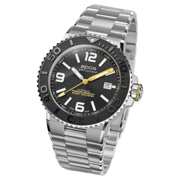 EPOS エポス スイス製 腕時計