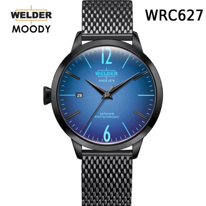 WELDER MOODY ウェルダー ウエルダー ムーディー 腕時計 WRC627