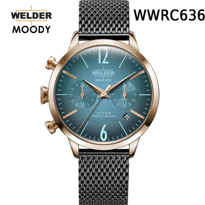 WELDER MOODY ウェルダー ウエルダー ムーディー 腕時計 WWRC636