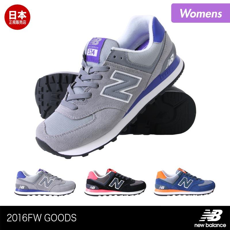 0d1eaf29f703d 【楽天市場】NEW BALANCE/ニューバランス レディース カジュアル スニーカー WL574 靴 シューズ くつ  女性用:スポーツ&スノーボードのOCSTYLE