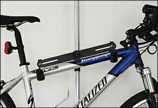 自転車を積載するアタッチメント