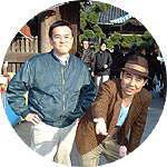 高橋と寅さん(?)