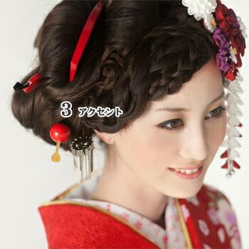 日本髪とは 図解 結綿