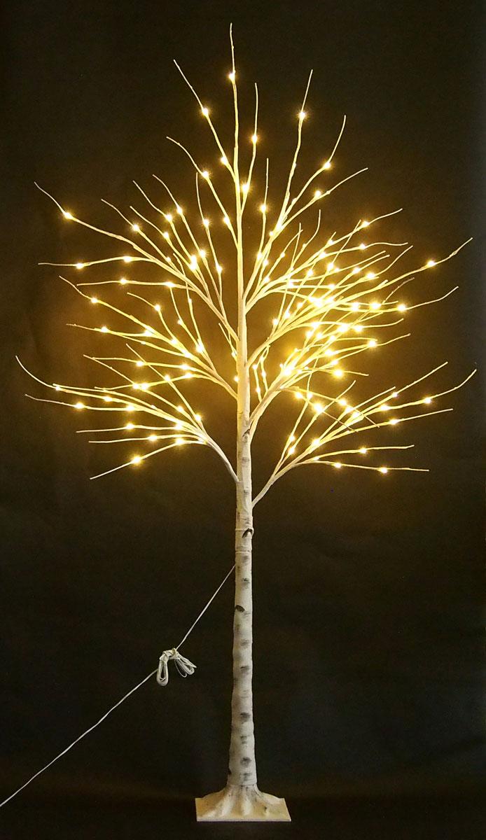 ブランチクリスマスツリー180cm ホワイト【クリスマスインテリア/送料無料】