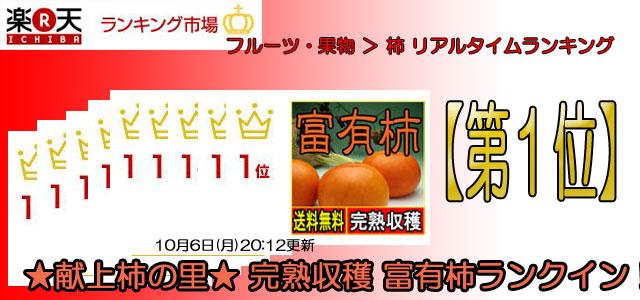楽天ランキング1位入賞!