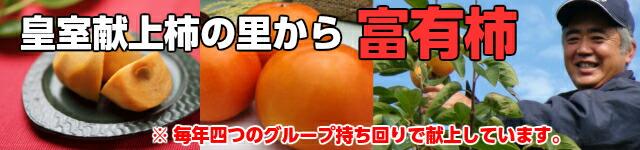 【皇室献上 富有柿】★楽天ランキング1位!!★ 完熟で収穫 ご注文順にお届け!