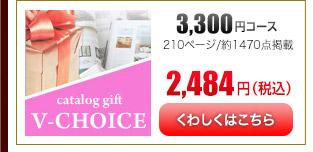 Vチョイス3100円コース