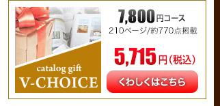 Vチョイス7600円コース