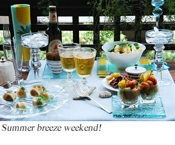 Summer breeze weekend!
