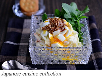 Japanese cuisine collection