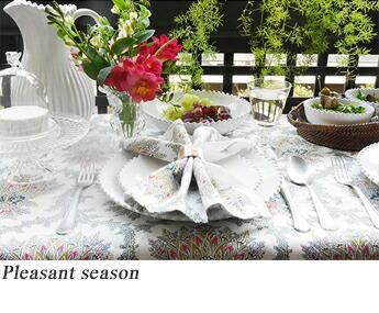 Pleasant season