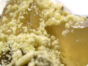 栗粉本わらび餅