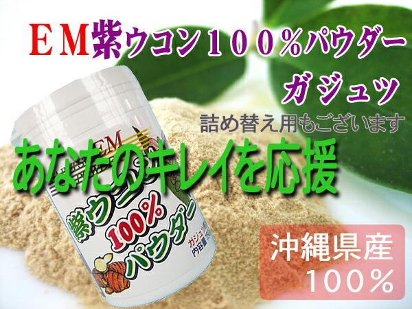 紫ウコン粉末 ガジュツ ダイエット応援サプリ