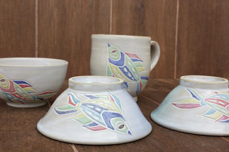Island pottery studio south of okinawa rakuten global for Cute pottery designs