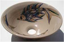 洗面鉢カテゴリ:沖縄の色使い系