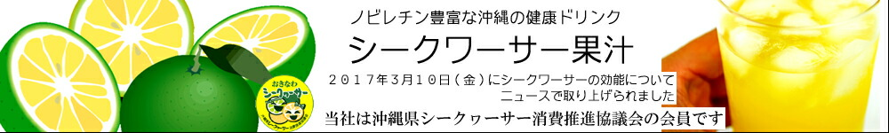 シークワーサー通販 沖縄宝島