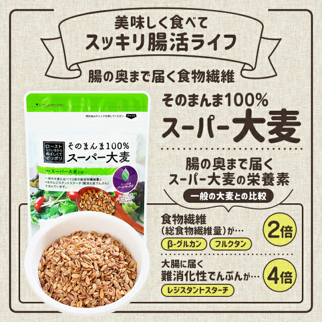 スーパー大麦(バリーマックス)