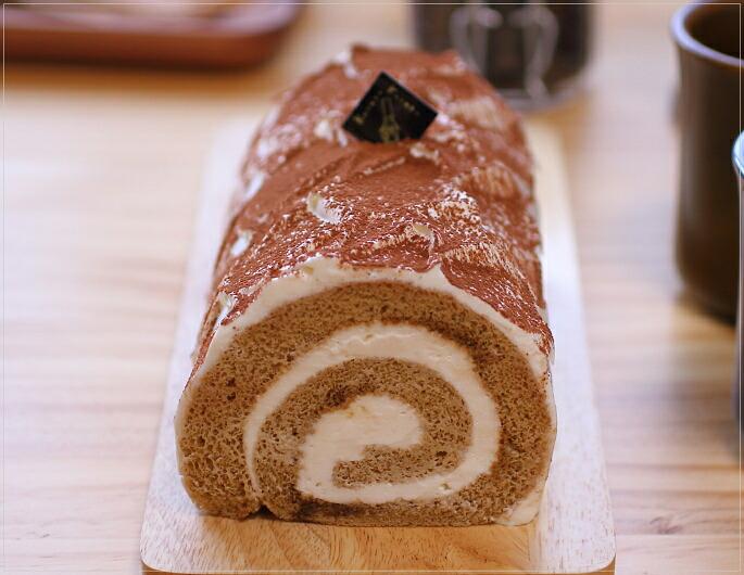 [お取り寄せ(楽天)]ロールケーキ ティラミスロール  広島 クルル ロールケーキ専門店 価格2,780円 (税込)
