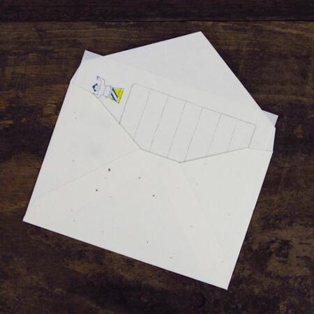 封筒と便箋