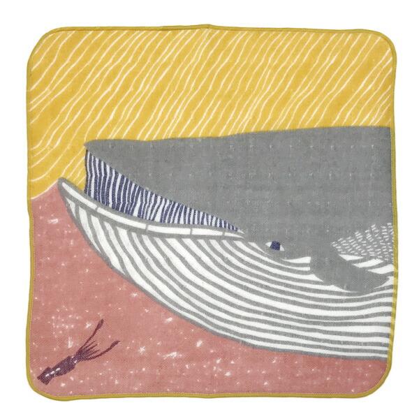 KATAKATA ふわふわタオル ナガスクジラ