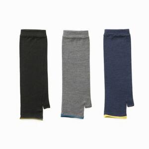中川政七商店 紫外線しっかりカット絹のアームカバー ショート丈
