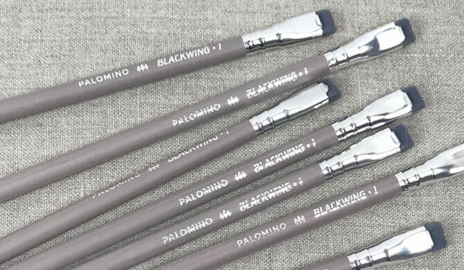 PALOMINO BLACK WING 1 鉛筆 ウォッシュグレー