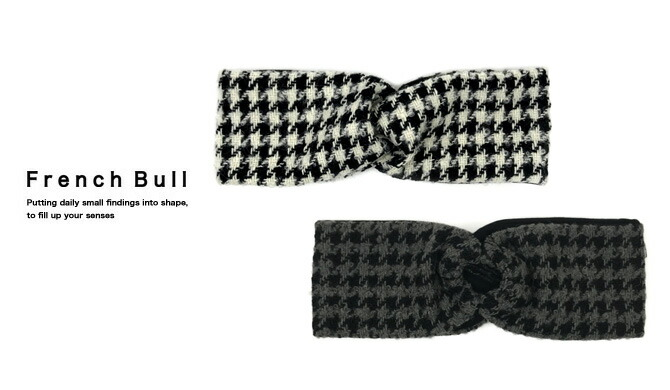French Bull コートニーターバン