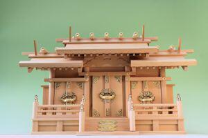 出雲神殿三社(金具)(中)