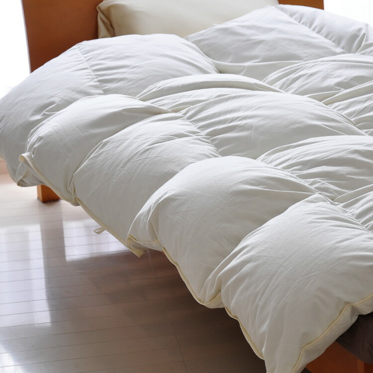 布団セット 羽毛布団 敷き布団 寝具