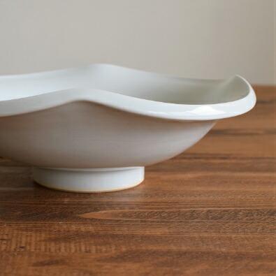 金白磁大鉢