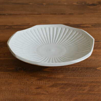 金白磁大皿