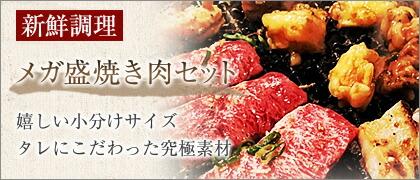 焼き肉セット1kg