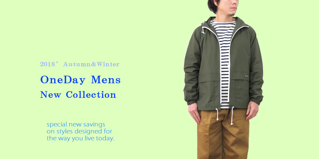 2019 spring/summer Mens New Collection