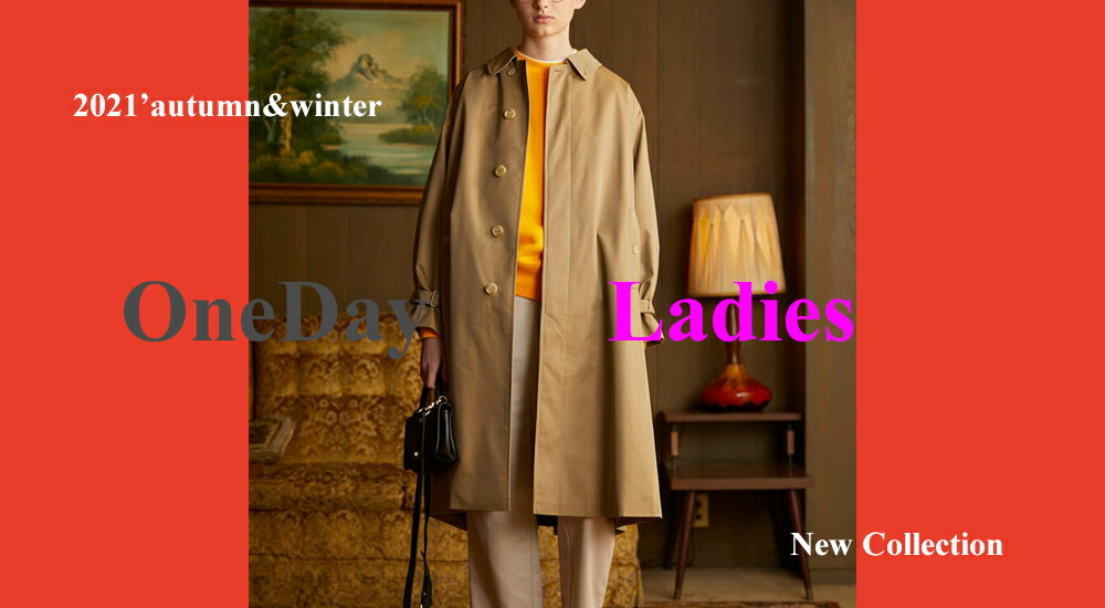 2021 a/w Ledies New Collection